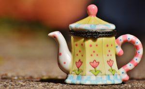 teapot, drink, pot